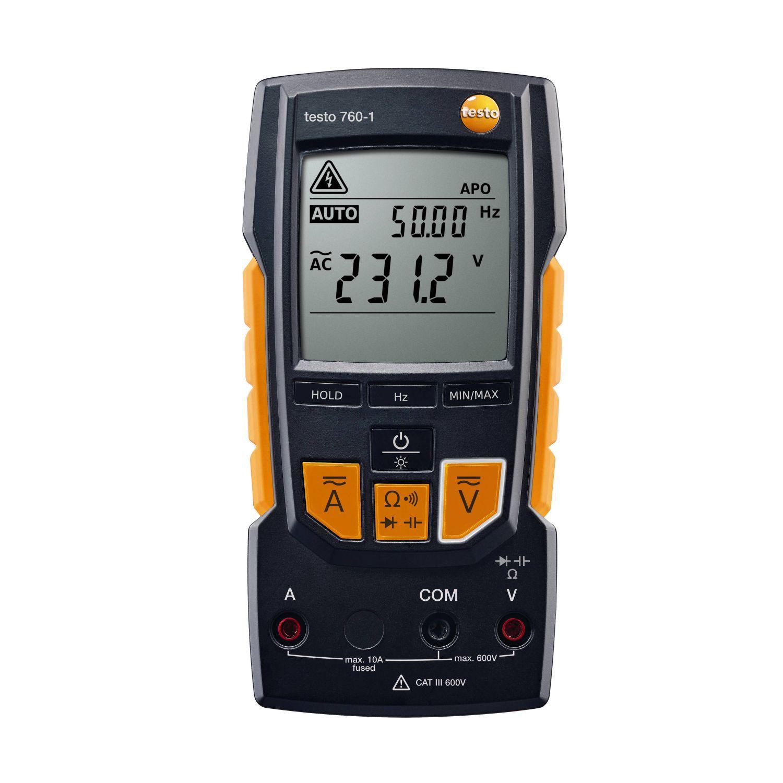 760-1 - Multímetro Digital de 4.000 contagem