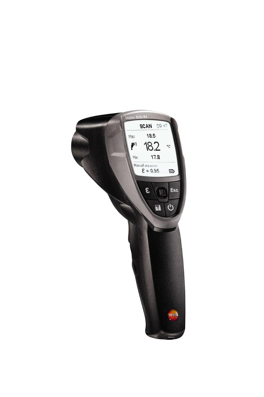 835-T1 - Entrada na tecnologia inteligente de medição por infravermelhos