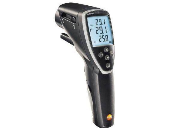845 - Instrumento de medição da temperatura por infravermelhos