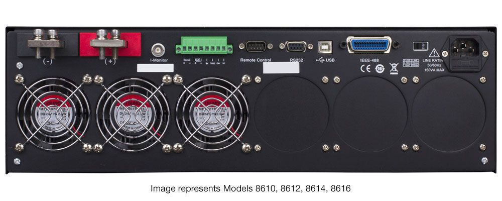 8614 - Carga Eletrônica de 1500W CC
