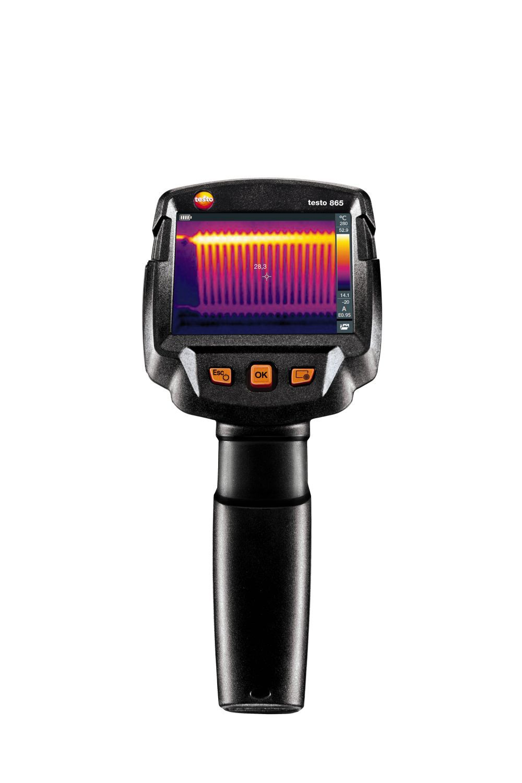 865 - Termovisor -20 a +280 °C