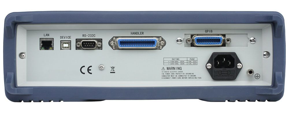 895 - Medidor Digital LCR de Bancada de 1 MHz