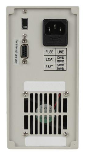 9110 - Fonte de Alimentação DC de Múltiplas Faixas de 60V e 5A