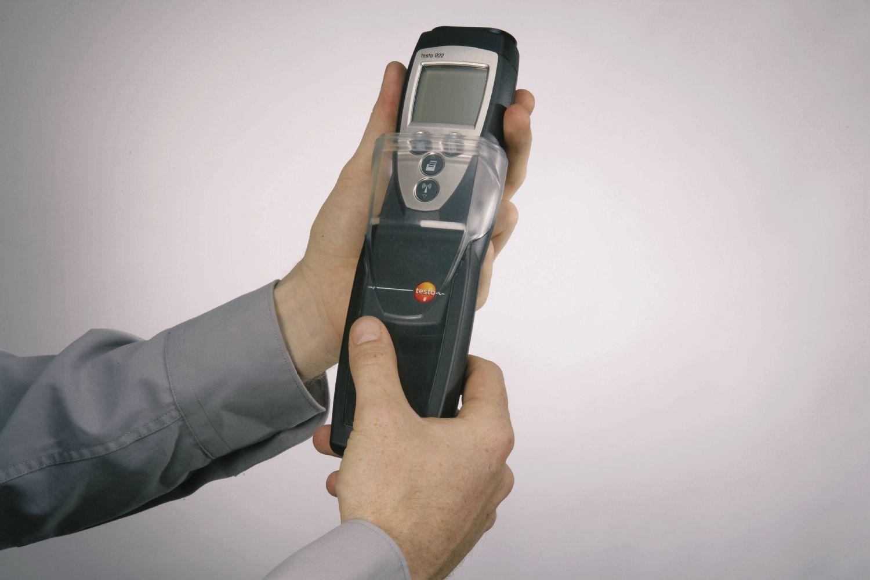 922 - Instrumento de medição de temperatura (2 canais)