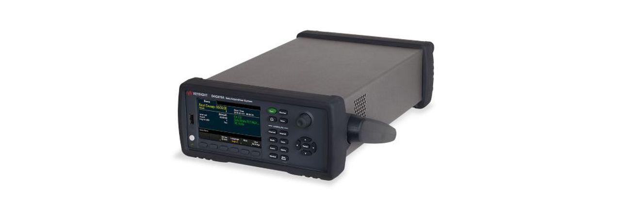 DAQ970A - Aquisição de Dados (DAQ) de 6 ½ dígitos, comunicação USB