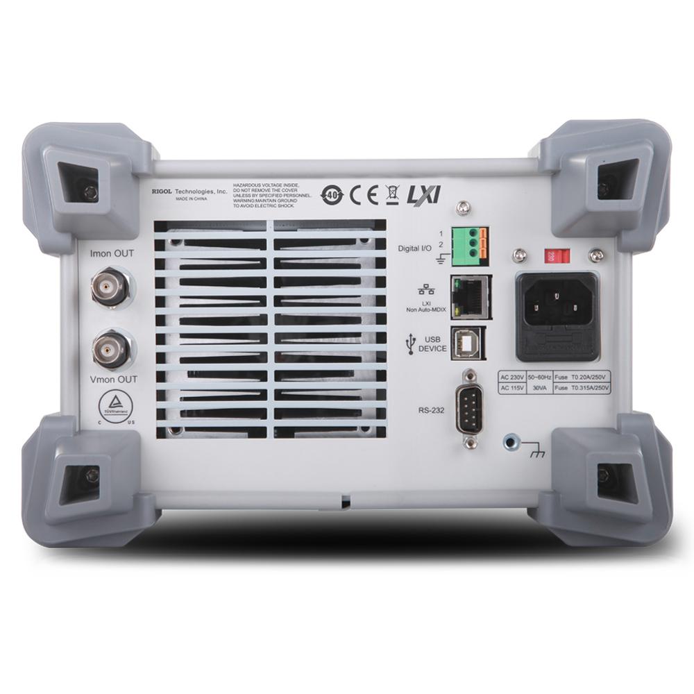 DL3031A - Carga Eletrônica: 1 canal, 150V/60A 350 W