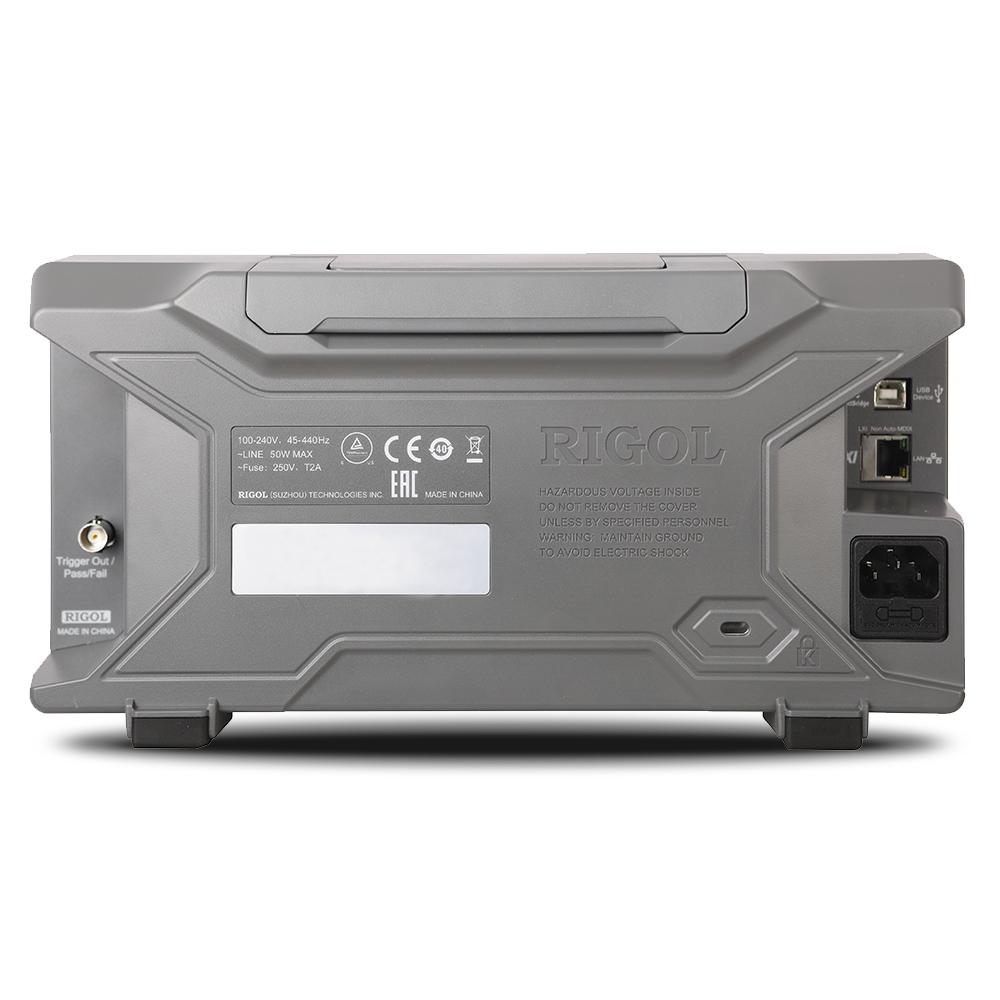 DS1102Z-E - Osciloscópio Digital:  2 canais, 100 MHz