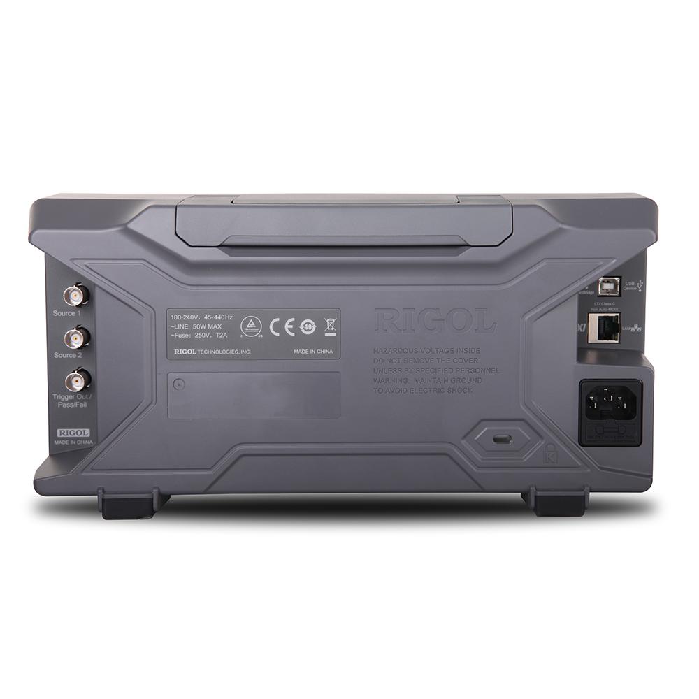 DS1074Z- S Plus - Osciloscópio Digital:  4 canais + 16 digitais, 70 MHz