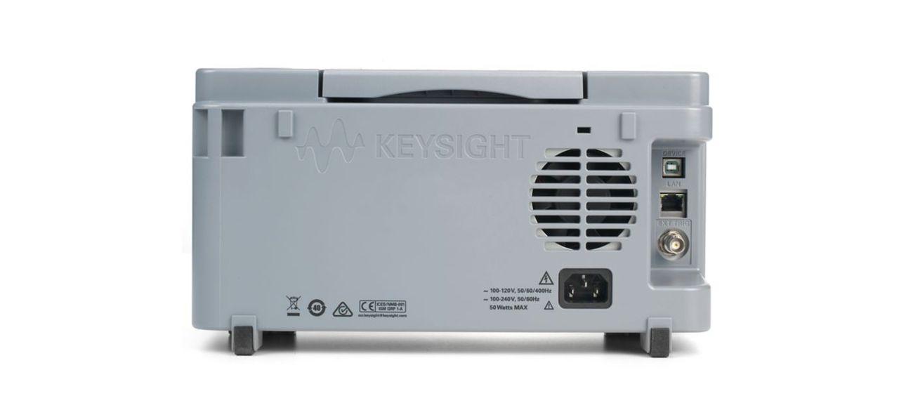 DSOX1204G - Osciloscópio Digital 70 MHz, 4 Canais e Gerador de Função.