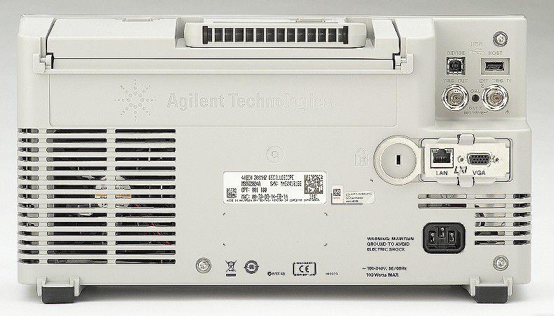 DSOX2024A - Osciloscópio Digital 200 MHz, 4 Canais