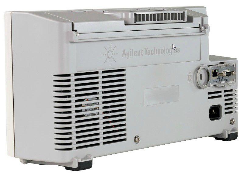 DSOX3024T - Osciloscópio Digital 200 MHz, 4 Canais
