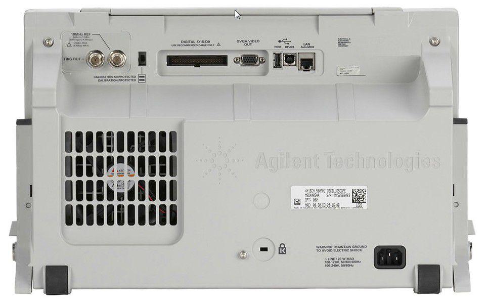 DSOX4052A - Osciloscópio Digital 500 MHz, 2 Canais