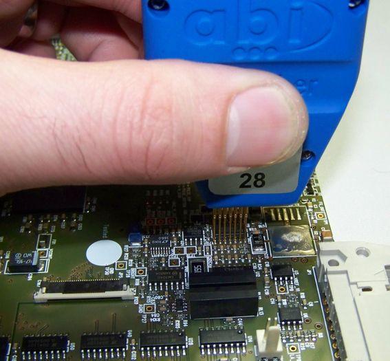 EZ Probe - Clipes para testes em componentes SMD's