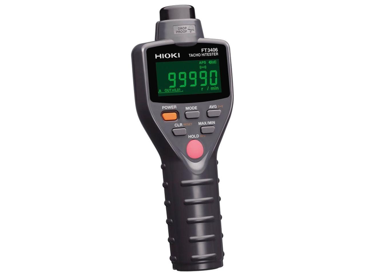 FT3406 - Tacômetro digital sem contato