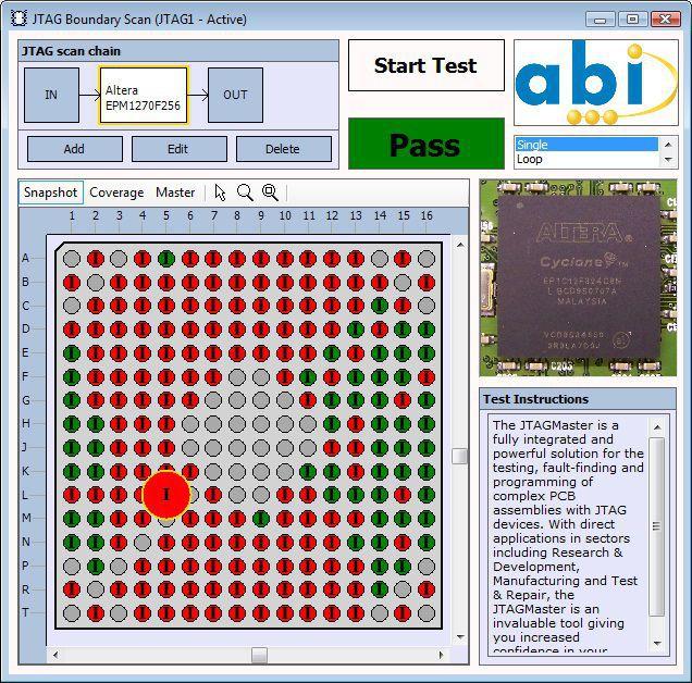 JTAGMaster - Programador e testador via protocolo JTAG
