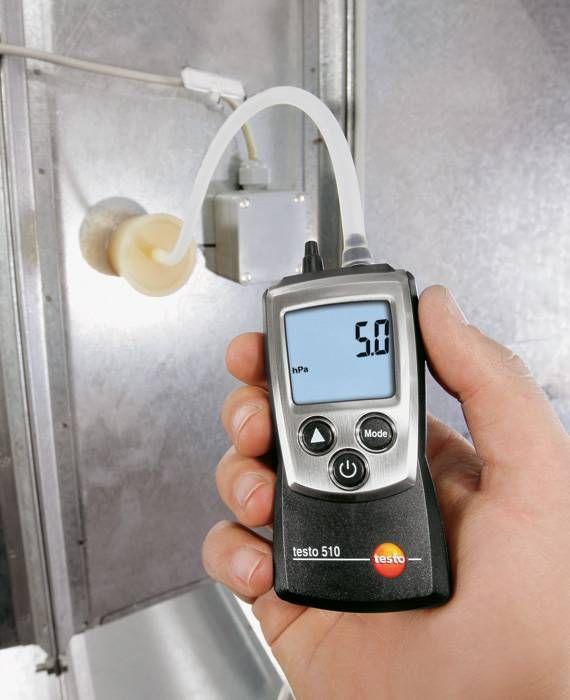 Kit 510 - Kit Instrumento de medição de pressão diferencial