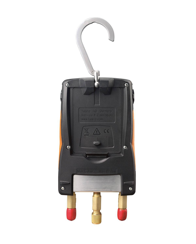 Kit 549 - Kit Digital Manifold Kit - com Bluetooth® e conjunto de 3 mangueiras