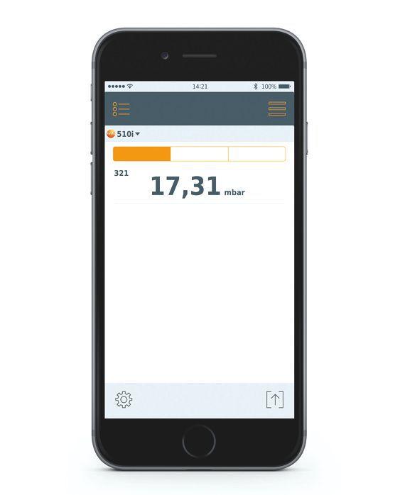 Kit Smart Probe Para controle de medições em sistemas de aquecimento 0563 0004