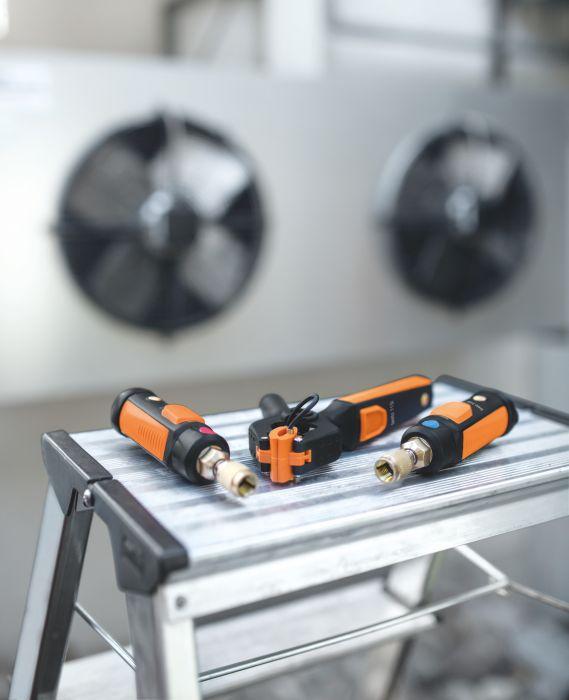 Kit Smart Probe para controle de medições em sistemas de refrigeração 0563 0002