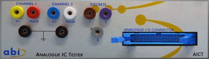 Módulo AICT para testes Analógicos In-Circuit