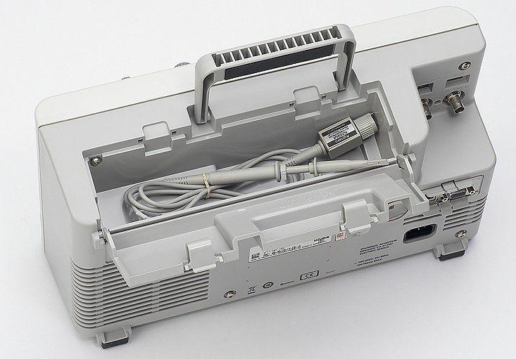 MSOX2004A - Osciloscópio DIgital 70 MHz, 4 Canais com 8 Canais Digitais