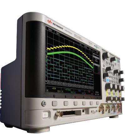 MSOX2014A - Osciloscópio Digital 100 MHz, 4 Canais com 8 Canais Digitais