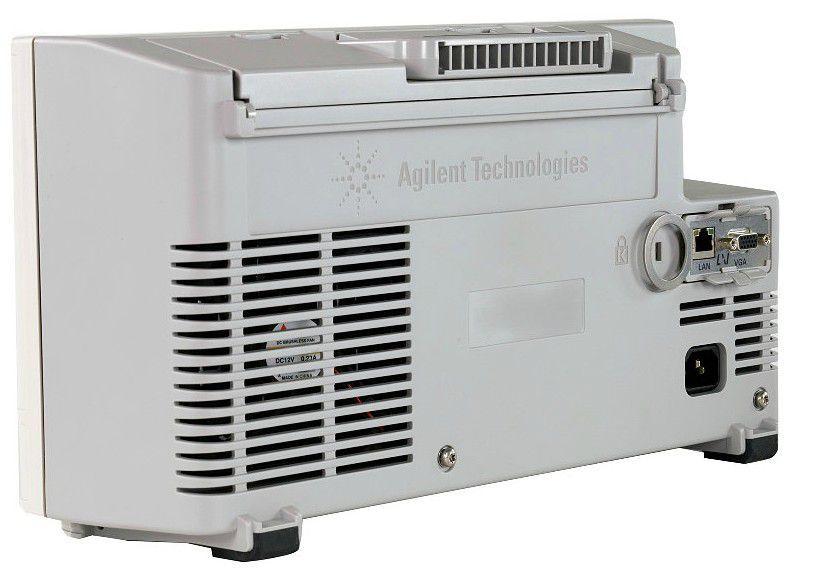 MSOX3052T - Osciloscópio 500 MHz, 2 Canais e com 16 Canais Digitais