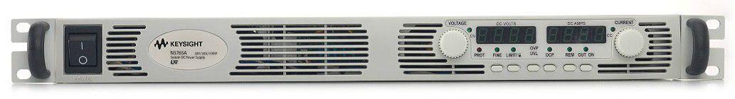 N5765A - Fonte de alimentação CC 30 V, 50 A, 1500 W