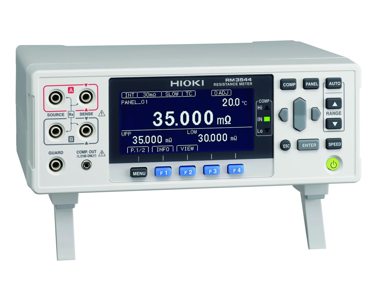 RM3544 - Medidor de Resistência
