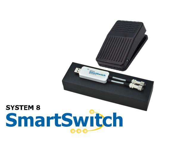 SmartSwitch para automatização de TestFlow's
