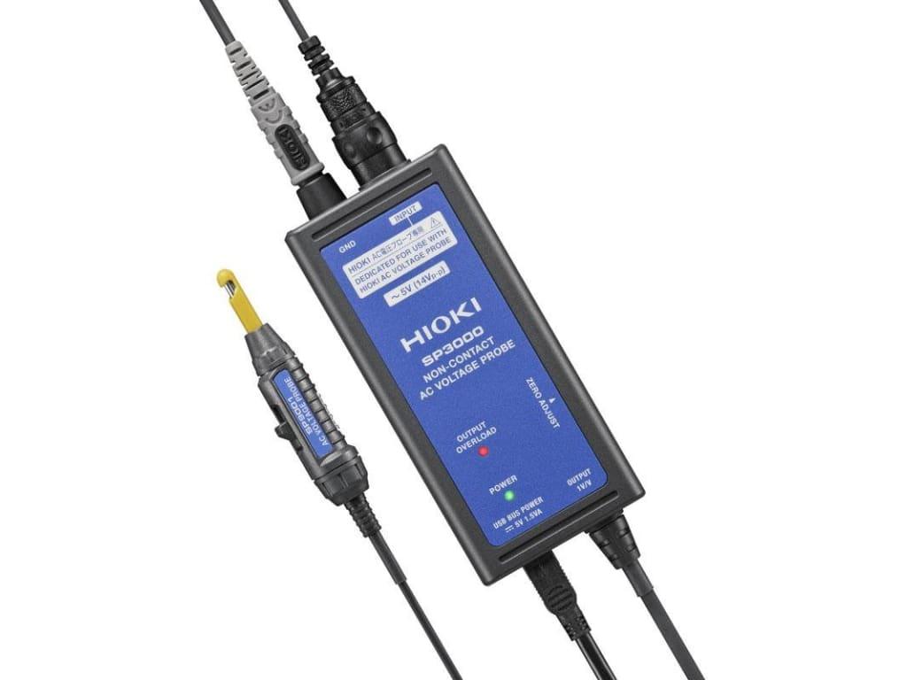 SP3000 – Sonda para medição de tensão AC (sem contato)