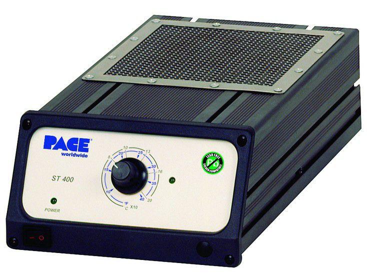 ST 400 Pré-aquecedor por Infravermelho