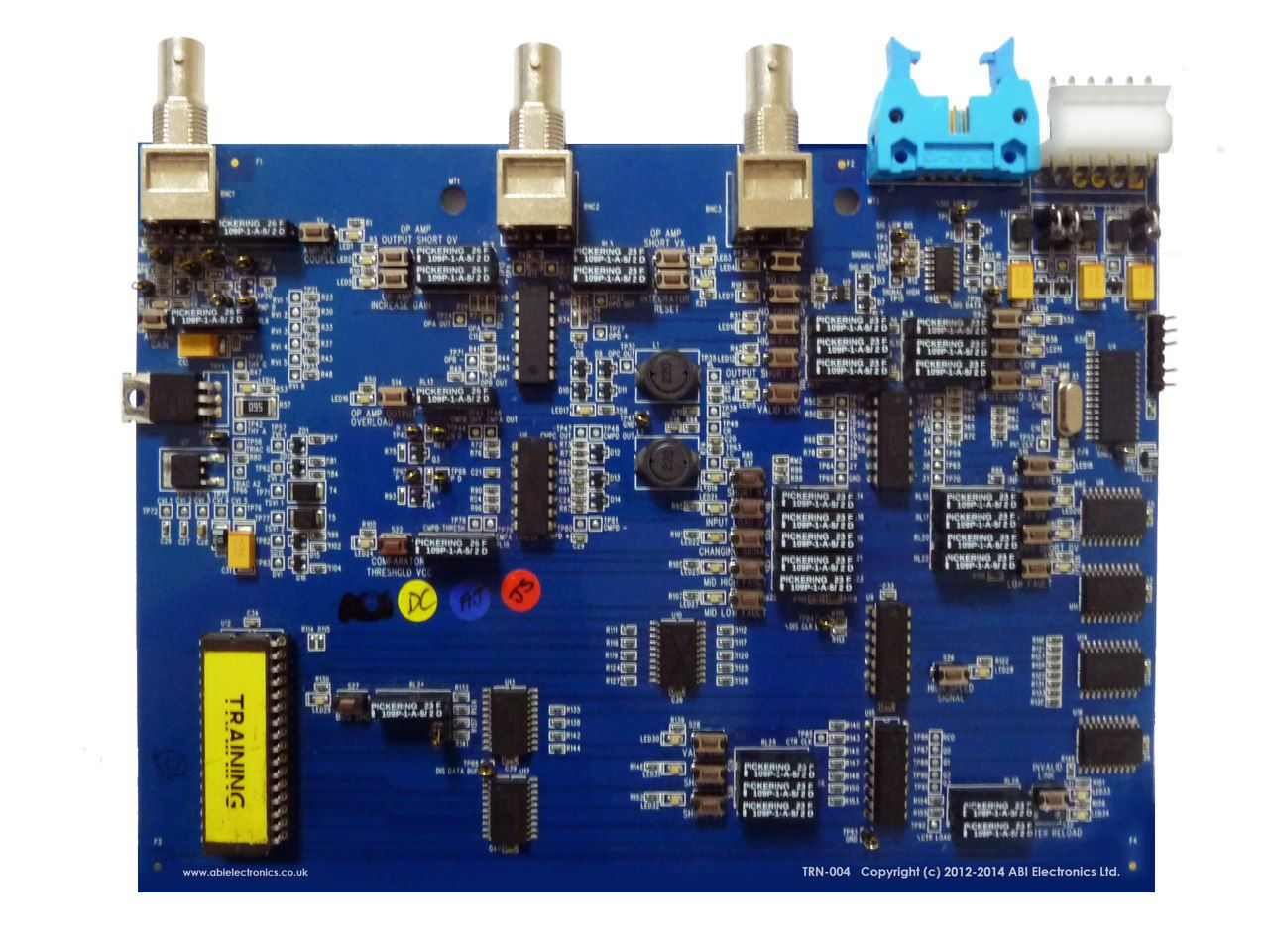 Training Board - System 8