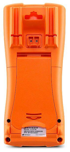 U1273A - Multímetro de Mão True RMS 30.000 contagem IP54, OLED