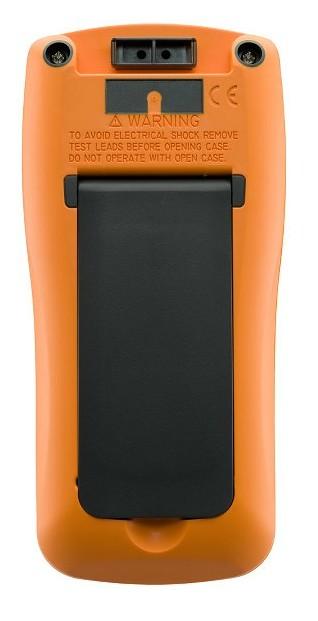 U1733C - Medidor LCR de Mão 100Hz, 120Hz, 1kHz, 10KHz e 100KHz