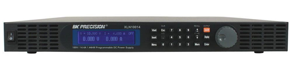 XLN10014-GL - Fontes de Alimentação CC Programáveis 100V / 14.4A / 1440W