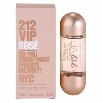 0a0e396bf5290 212 Vip Rosé Feminino Eau de Parfum 30 ML...