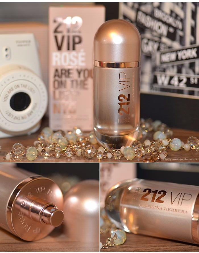 212 Vip Rosé Feminino Eau de Parfum 30 ML