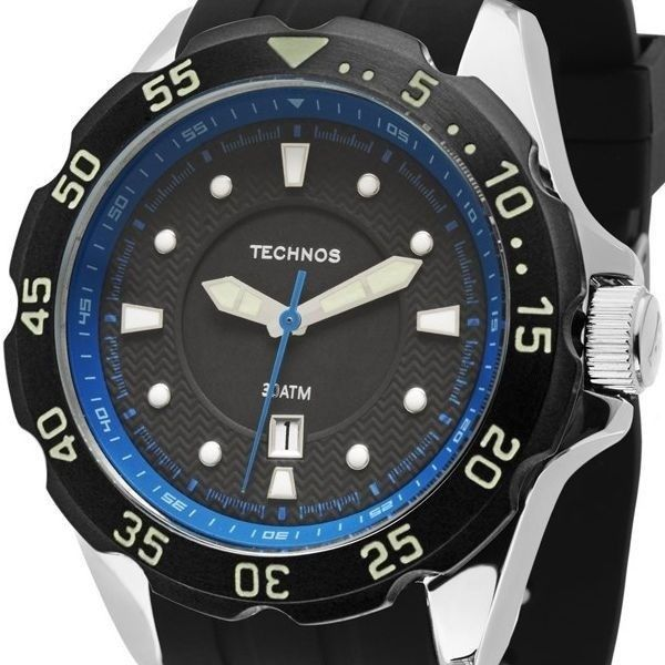 22b4b239d75 Relógio Masculino Technos Acqua Analógico 2115KPB 8P... - famakard