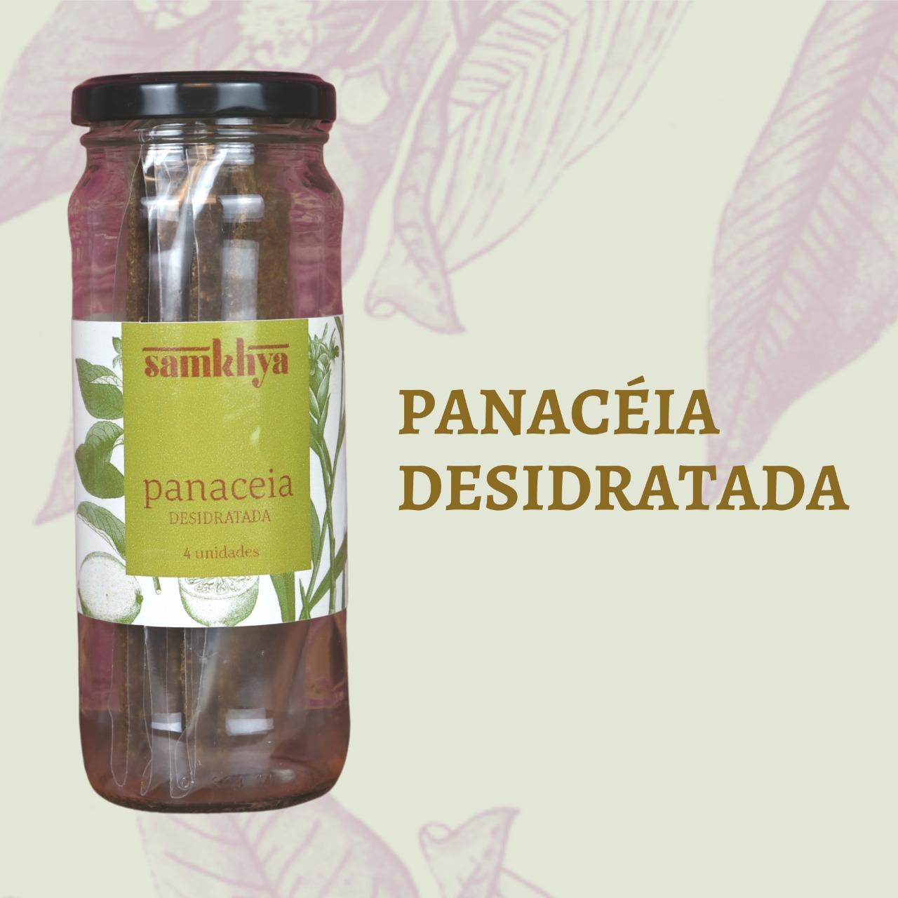 Panacéia desidratada
