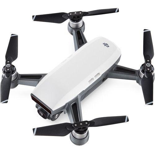 DRONE DJI SPARK COMBO FLY MORE HOMOLOGADO ANATEL