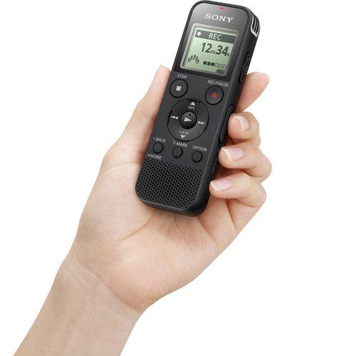 GRAVADOR DE VOZ DIGITAL SONY ICD-PX470 4GB USB