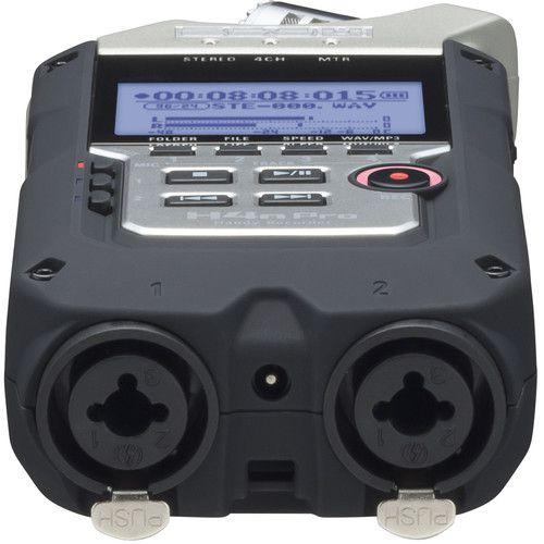 GRAVADOR DIGITAL ZOOM H4n PRO HANDY RECORDER