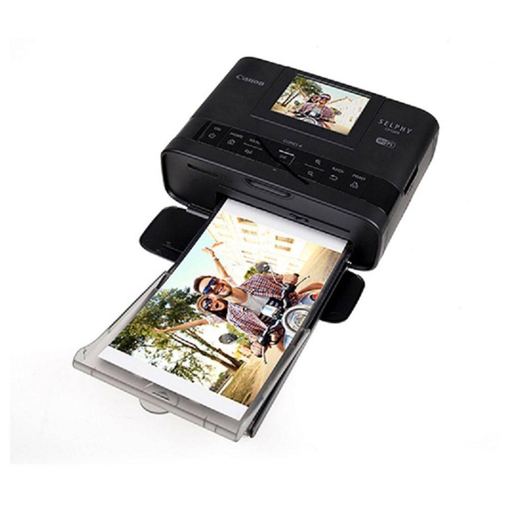 IMPRESSORA FOTOGRAFICA CANON SELPHY CP1300 COM VISOR E WI-FI