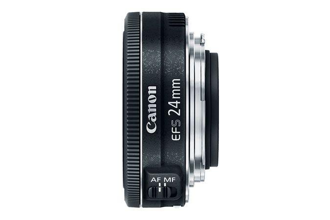 Lente Canon 24mm F/2.8 STM EF-S