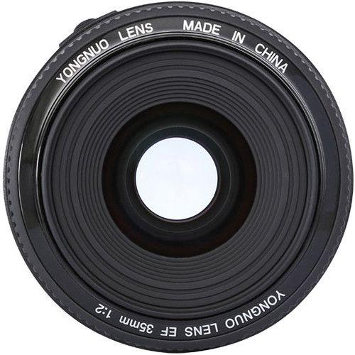 LENTE YONGNUO YN35MM F/2 PARA CANON