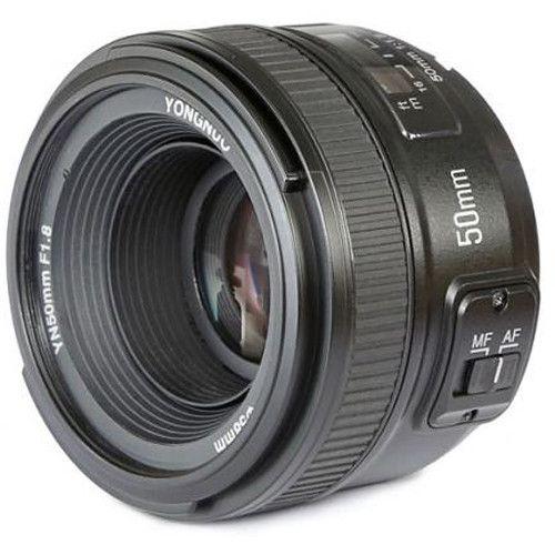 LENTE YONGNUO YN50mm F/1.8n PARA NIKON
