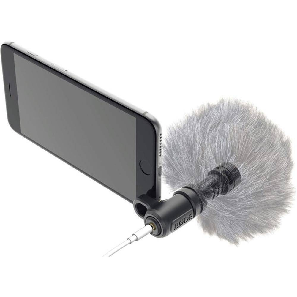 MICROFONE DIRECIONAL RODE VIDEOMIC ME PARA IPHONE E IPAD