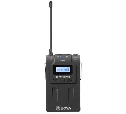 Microfone Lapela Boya By-WM8 K2