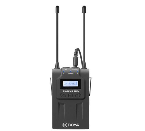 Microfone Lapela Boya BY-WM8 Pro-K1